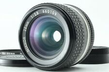 【Excellent++++】Nikon Ai-S Nikkor 28mm f/2.8 Wide Angle MF Lens from Japan #238