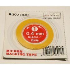 KRK MICRON MASKING TAPE REFILL 0,4mm x 8 mt. Cod.2001-1