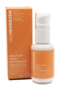 OLE HENRIKSEN Pure Truth Youth Activating Oil 30 ML /  1 oz NIB