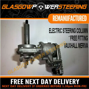 VAUXHALL OPEL MERIVA ELECTRIC STEERING COLUMN MOTOR ECU