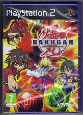PS2 Bakugan Battle Brawlers (2009), UK Pal, Brand New & Sony Factory Sealed