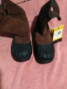 Herman Survivors Insulated Boots, Men's size 7.5M