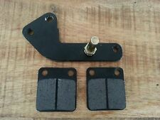 New Yamaha Banshee Raptor 350 Warrior Blaster Rear Brake Caliper Bracket & Pads