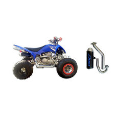 Dasa Exhaust Complete System Classic Edition Yamaha Raptor 250