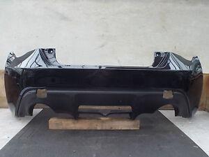 TOYOTA GT68  SUBARU BRZ 2012-ON REAR BUMPER GENUINE BLACK (3506)