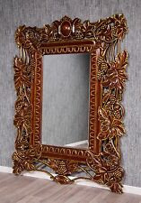 Baroque Wall Mirror Standing Antique Solid Wardrobe Dressing Room stile vintage