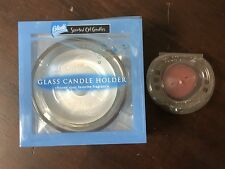 Glade Scented Oil Refillable Glass Candle Holder 1 Count Refill Dewberry Dreams