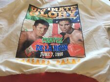 Julio Cesar Chavez Cloth Jacket