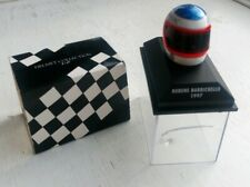 RARE 1997 1:8 Minichamps Paul's Model Art Helmet Collection Rubens Barrichello