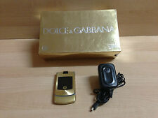 Motorola RAZR V3i Edicion Especial Dolce & Gabbana - Telefono Movil Libre free -