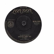 """Ricky Nelson - Sweeter Than You / Just A Little Too Much - 7"""" single 45rpm"""