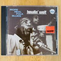 Howlin Wolf : More Real Folk Blues CD