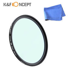 Cámara SLR Filtro de concepto K&F HD UV MCUV Silm 77mm D Canon EF Nikon F SONY NEX