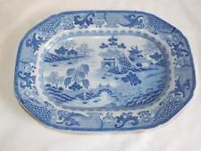 Antique Original Masons Pottery Platters