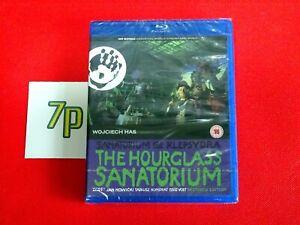 The Hourglass Sanatorium (BLU-RAY NEW SEALED, RESTORED, Mr Bongo) Wojciech Has