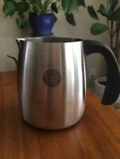 2006 Starbucks Coffee Stainless Steel milk frother creamer