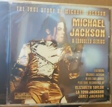 Michael Jackson  A Troubled Genius  CD   Brand new and sealed