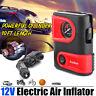 AUDEW 12V DC 150PSI Tire Inflator Car Air Compressor Electric Pump Portable Auto