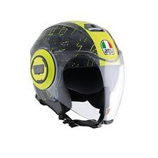 Vestimenta y protección amarillos AGV para conductores