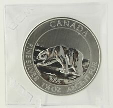 2013 $8 Canada Polar Bear Coin 1.5 OZ. - Collectible Fine 9999 Silver