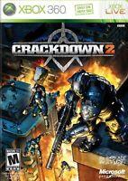 Crackdown 2 For Xbox 360 Shooter 0E