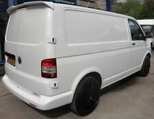 VW T5  TRANSPORTER Barn  DOOR ROOF SPOILER . SPORT LINE