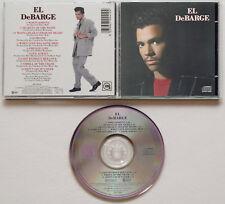 El DeBarge (1986) rare Hi-Tech AOR, Jay Graydon, Dann Huff ,David Foster, Pages
