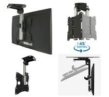 """TRA LED/LCD 17-37"""" TV RV Caravan Ceiling Mount Bracket - Tilt & Swivel"""