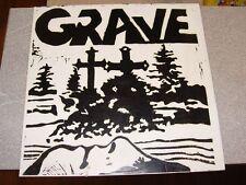 GRAVE NR. 1 Sound Record PAL 2/75 Vinyl LP VG+ ERSTPRESSUNG 1975 Cleaned +washed