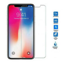 Tempered Glass Screen Protector For Apple iPhone X XS XR 11