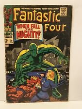 Fantastic Four #70 Mad Thinker App - Jack Kirby - Stan Lee - Marvel (1968)