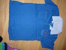 Très beau tee shirt Polo Bleu Captain Tortue Taille 12 ans