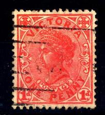 VICTORIA AUSTRALIA - 1901 - Regina Vittoria; Iscrizione SPESE POSTALI