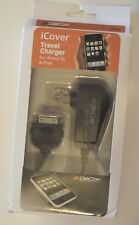 iCover Travel Charger for iPhone 3G & iPods