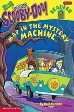 Scooby-Doo! Readers:  Map in the Mystery Machine (Level 2)-ExLibrary