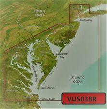 VUS038R BlueChart G3 Vision MARINE GPS MAP micro SD/SD FOR GARMIN GPS/SOUNDER