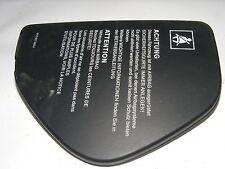 AUDI A6 C4 cache / capot pour tableau de bord 4a0857085