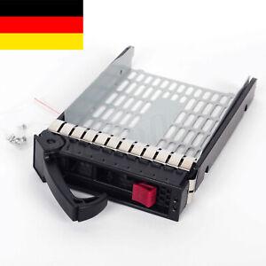 "HP 3.5"" 373211-002 Hot-Swap Hard Disk Drive Tray Rahmen ML350 ML370 DL380 G6 G7"