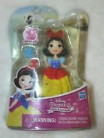 Disney Princess Little Kingdom Snap Ins - Snow WhiteDoll New In Package