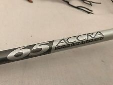 """New UST ACCRA Launch Control X-Flex 46"""" Proforce Tip .335 Shaft Only 8065-X46"""