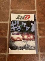 Initial D Volume 10 English Manga Shuichi Shigeno  Tokyopop FREE SHIPPING