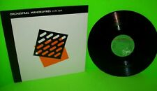 OMD 1st LP Vinyl Record Album  Synth-Pop Orchestral Manoeuvres In The Dark 1980