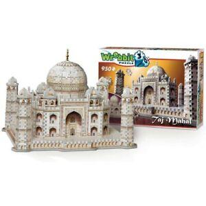 Taj Mahal 3D Puzzle, 950 Pieces