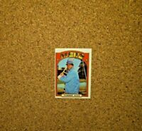 1972 Topps Baseball #245 Tommie Agee (New York Mets)