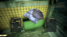 Fallout 76 (PC) 3* Bolstering Forest Scout Armor    FULL SET