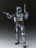 S.H.Figuarts Star Wars Ep2 JANGO FETT Action Figure Gift Toy for kids 6""