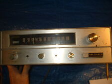 Fisher FM MPX Tube Tuner - FM-100-C - Professional Original Manual