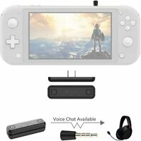 GuliKit Route Air Pro Bluetooth Wireless Adapter for Nintendo Switch & Lite PS4