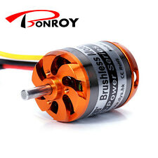DYS Brushless Motor 1100KV D3548 for Remote Control Fixed Wing Aircraft Airplane