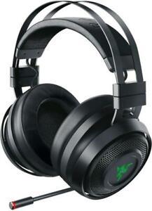 Razer Nari Wireless RZ04-02680100 THX Spatial Audio Gaming Headset PC PS4